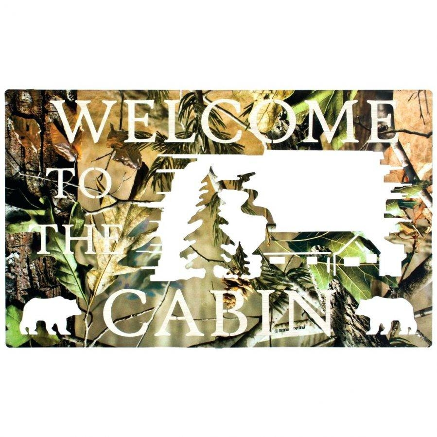 Wall Ideas: Cabin Wall Art. Large Cabin Wall Art (View 29 of 30)