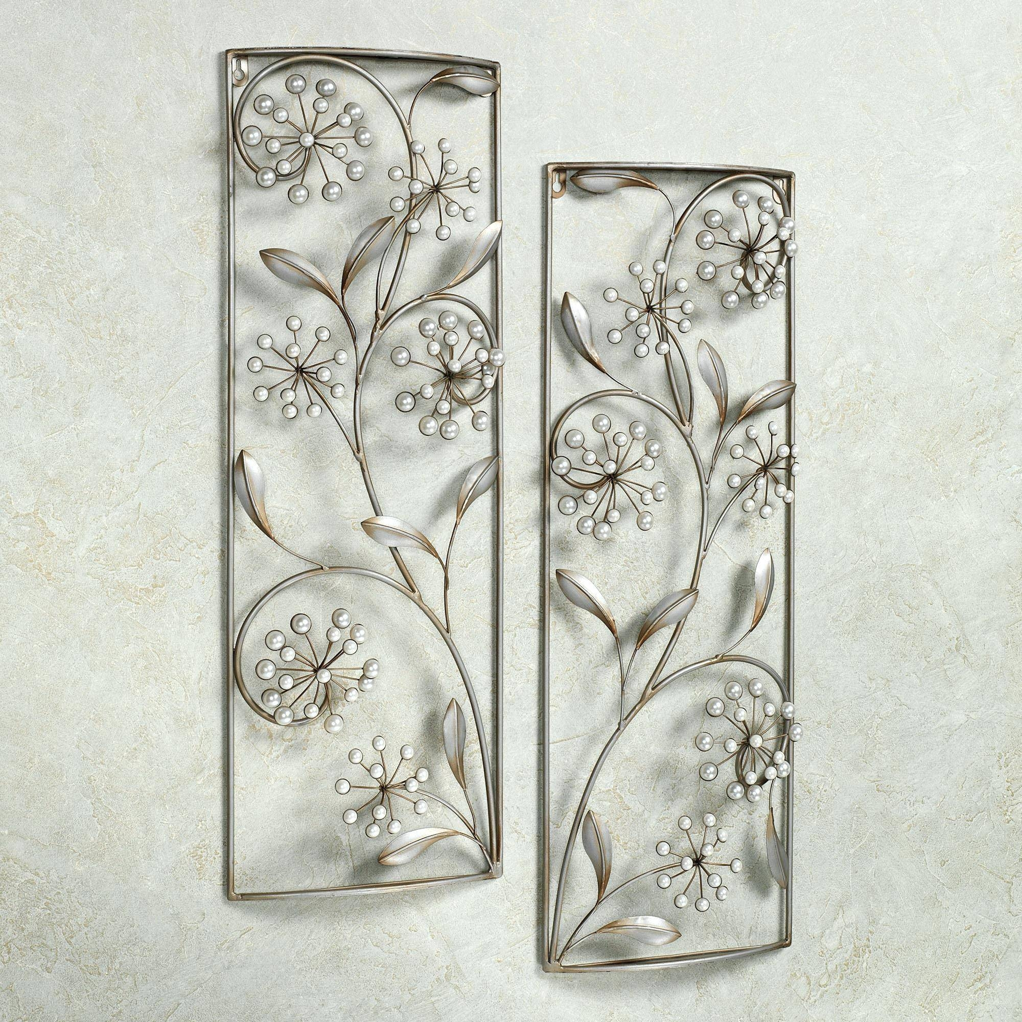 Wall Ideas : Catalonia Olive Wall Art Set Set Of Two Flower Metal With Regard To Newest Target Metal Wall Art (View 10 of 25)