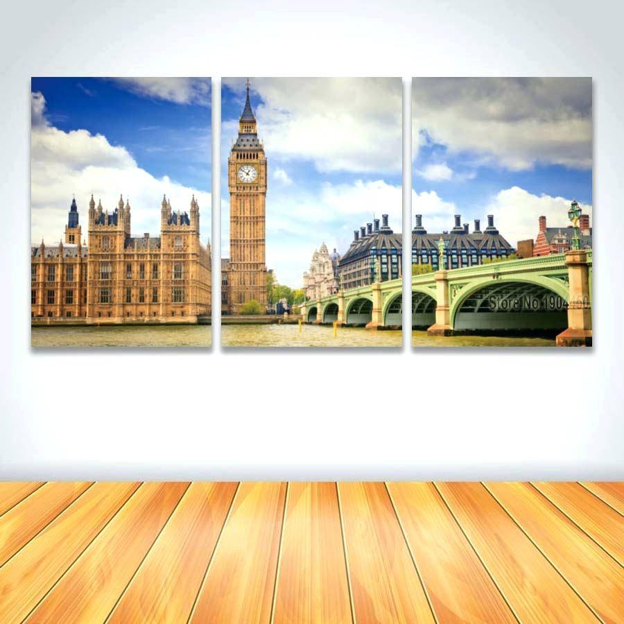 Wall Ideas : Chicago Skyline Framed Wall Art London Skyline Wall With Most Current Ash Carl Metal Wall Art (View 15 of 30)