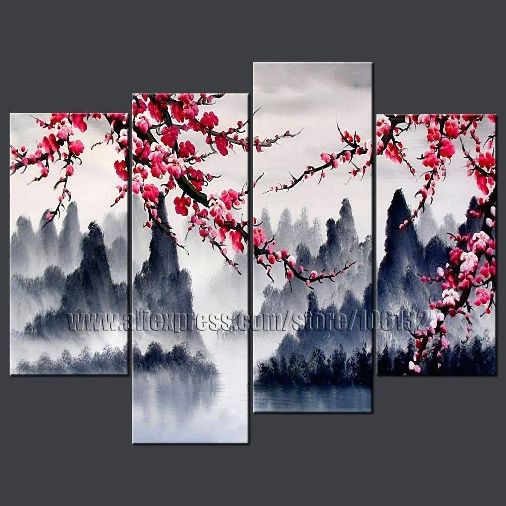Wall Ideas: Chinese Wall Art (View 29 of 30)