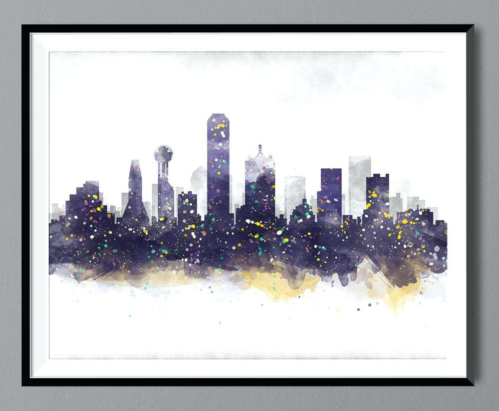 Wall Ideas: Cityscape Wall Art (View 17 of 30)