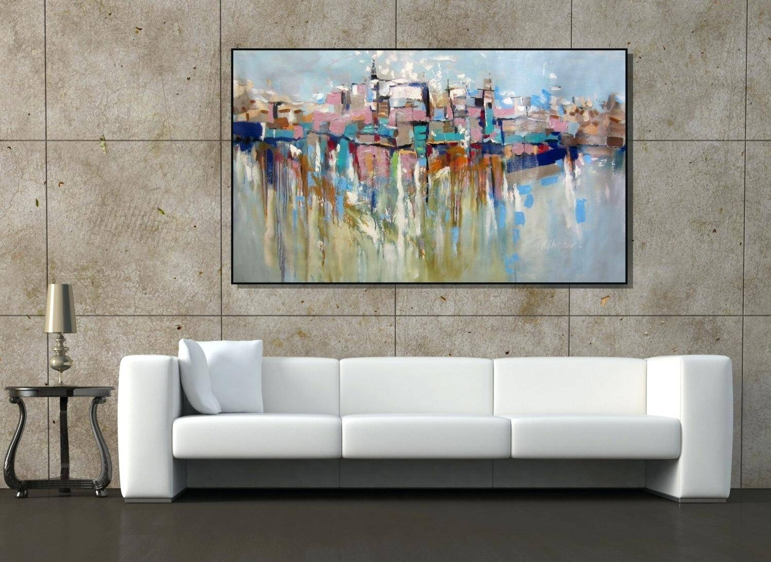Wall Ideas: Cityscape Wall Art (View 27 of 30)