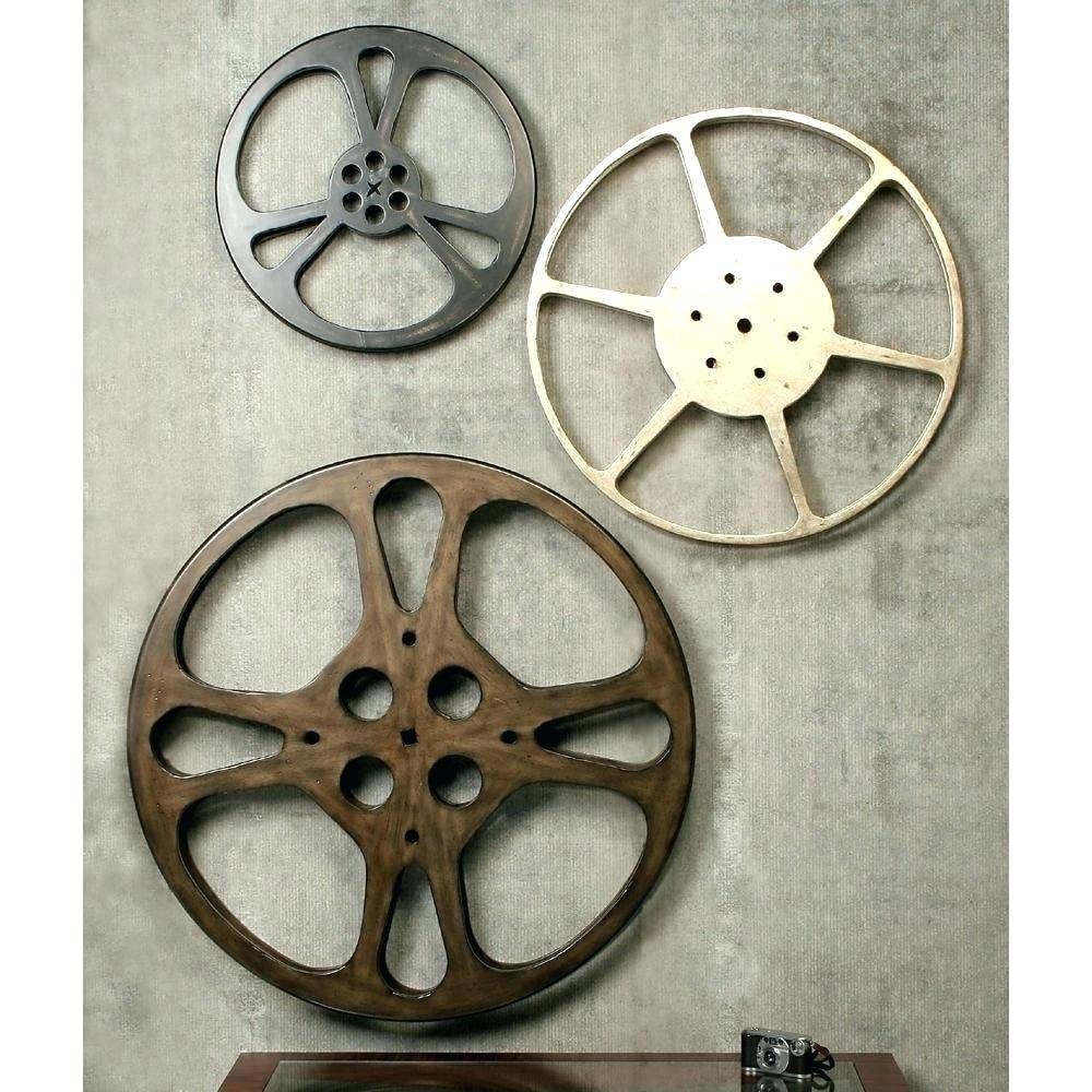 Featured Photo of Film Reel Wall Art