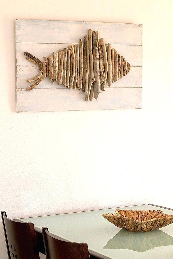 Wall Ideas: Driftwood Wall Art (View 27 of 30)