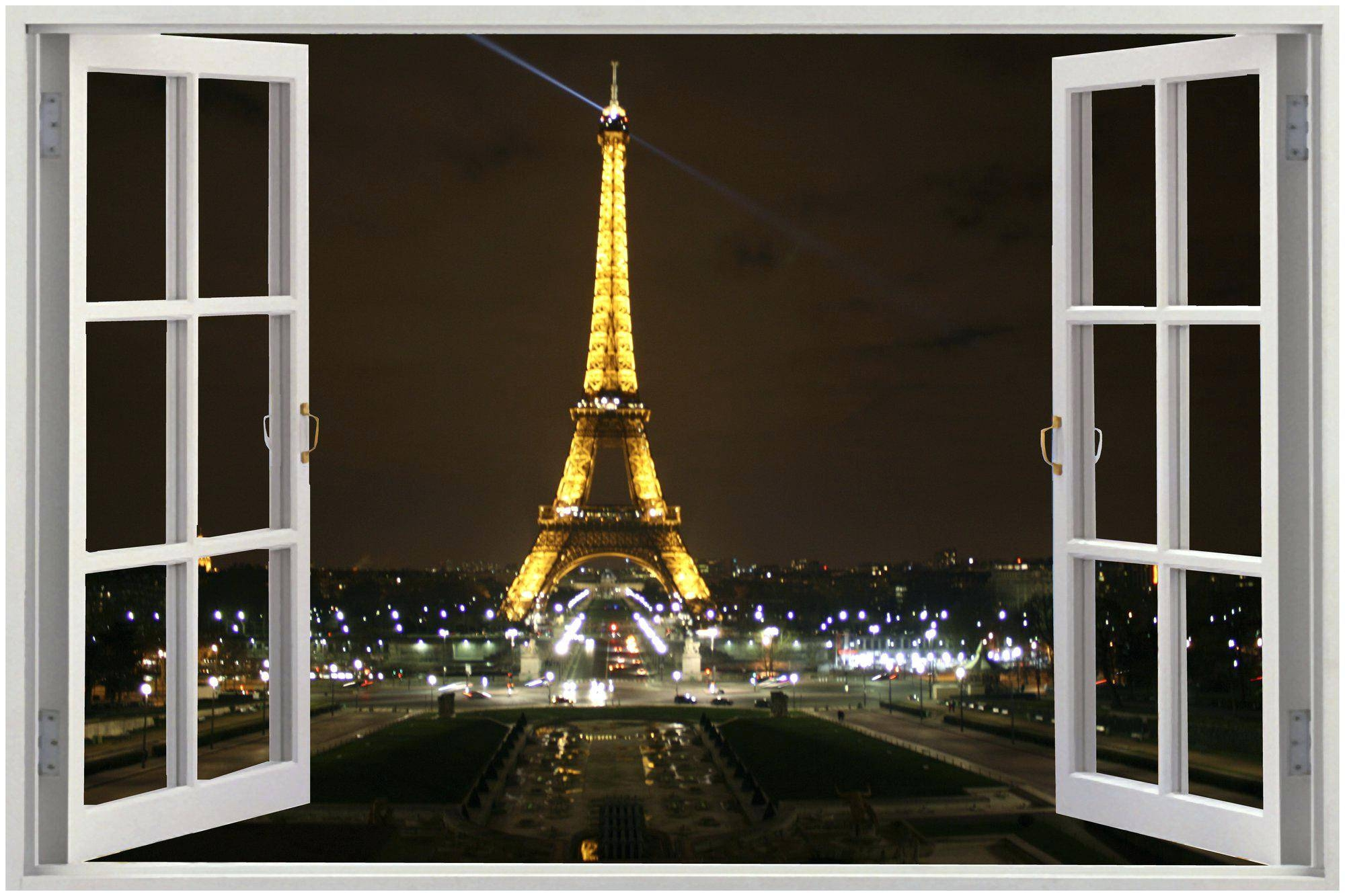 Wall Ideas : Eiffel Tower Wall Art With Lights Eiffel Tower Wall In Most Recent Metal Eiffel Tower Wall Art (View 8 of 30)