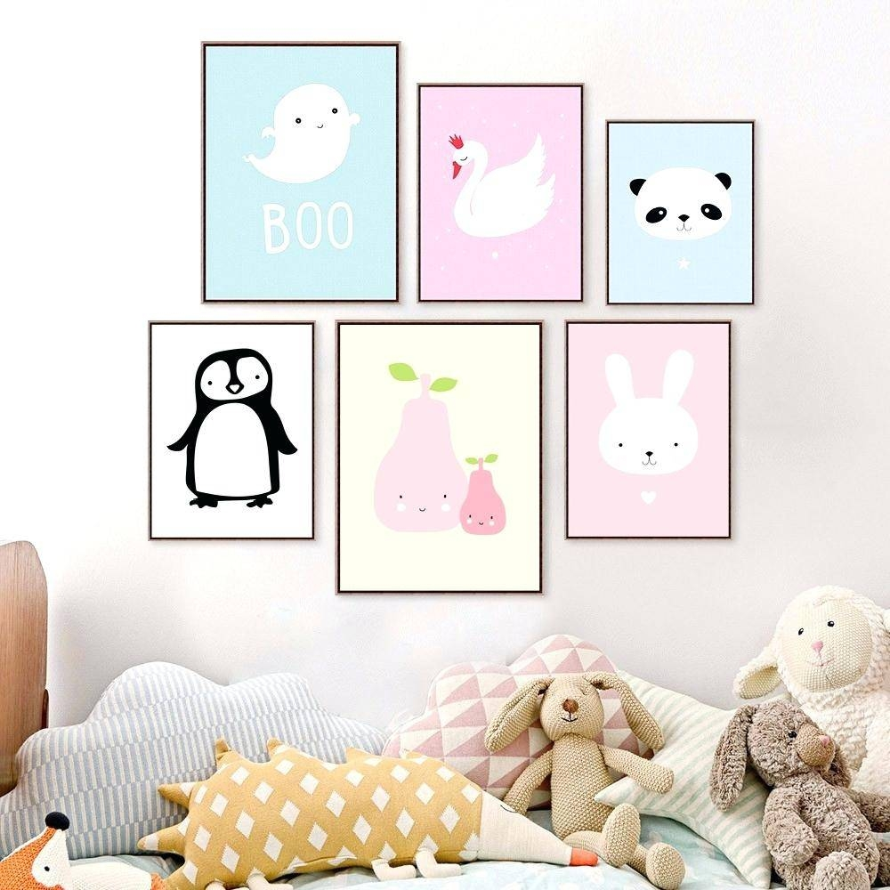 Wall Ideas : Elephant Nursery Wall Art Uk 100 Free Nursery Wall Inside Most Current Baby Wall Art (View 13 of 30)