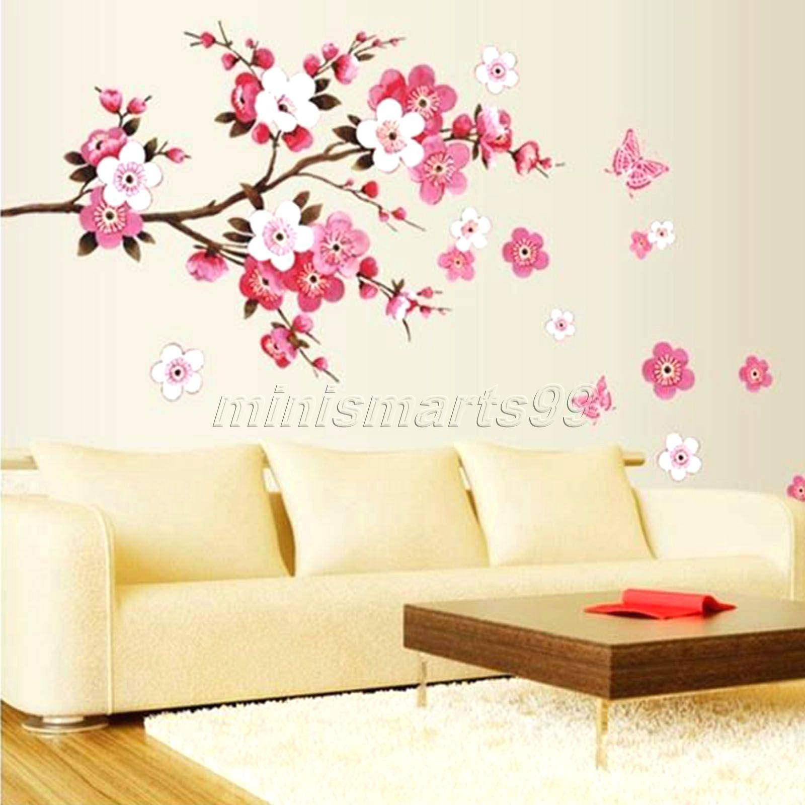 Wall Ideas: Flower Wall Decor. Metal Flower Wall Art Decor (View 16 of 30)