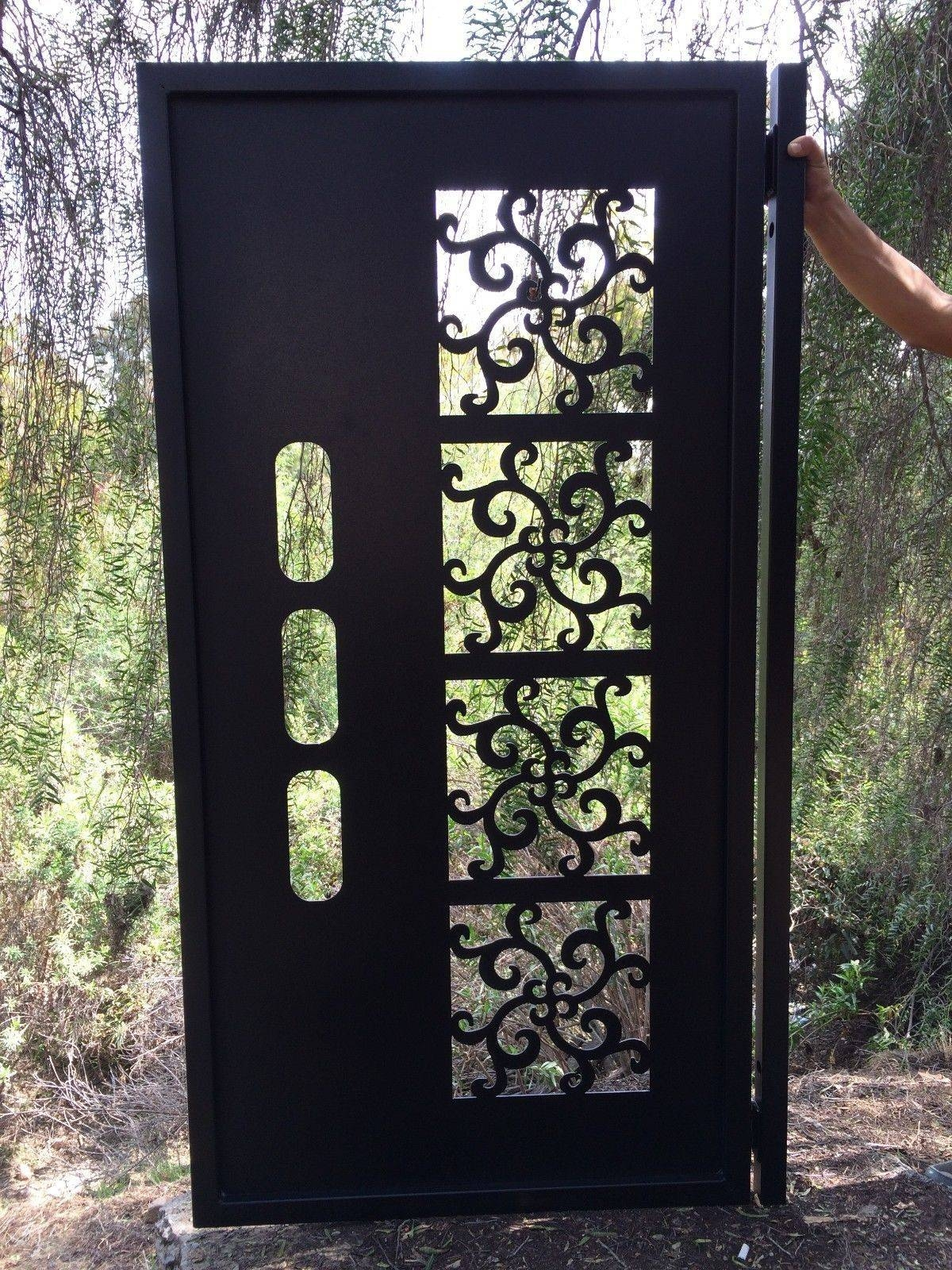 Wall Ideas: Garden Gate Wall Decor Photo (View 25 of 32)