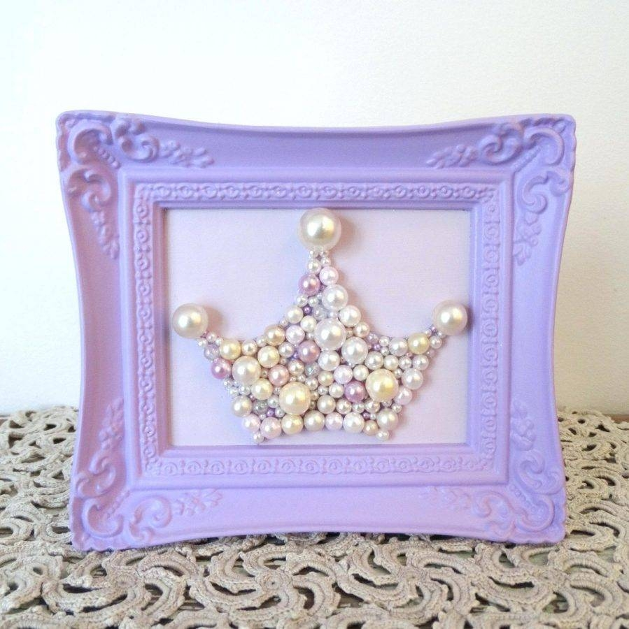 Wall Ideas : Gold Princess Crown Wall Art Queen Crown Wall Art In Most Popular Princess Crown Wall Art (View 23 of 25)