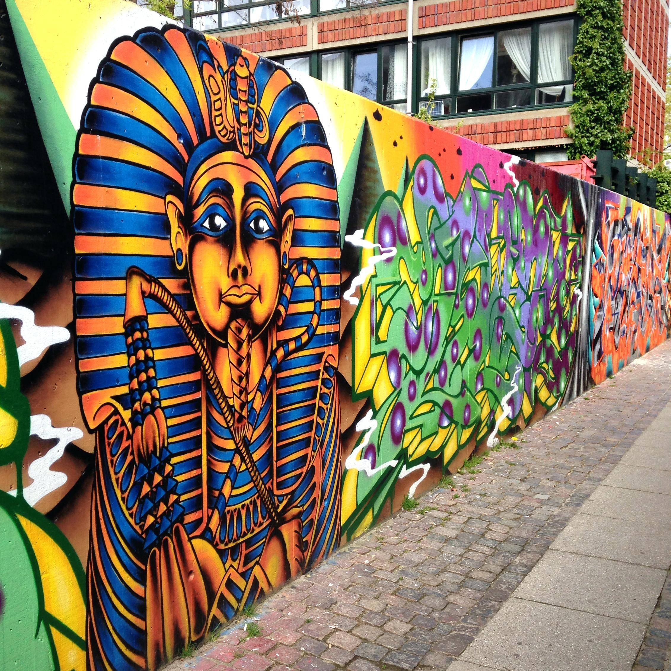 Wall Ideas: Graffiti Wall Art. Graffiti Wall Art Names (View 18 of 30)