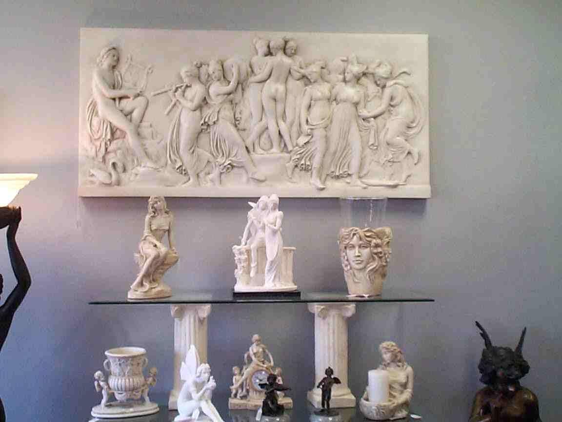 Wall Ideas : Greek Island Wall Art Zoom Greek God Wall Art Greek In Most Up To Date Ancient Greek Wall Art (View 23 of 25)