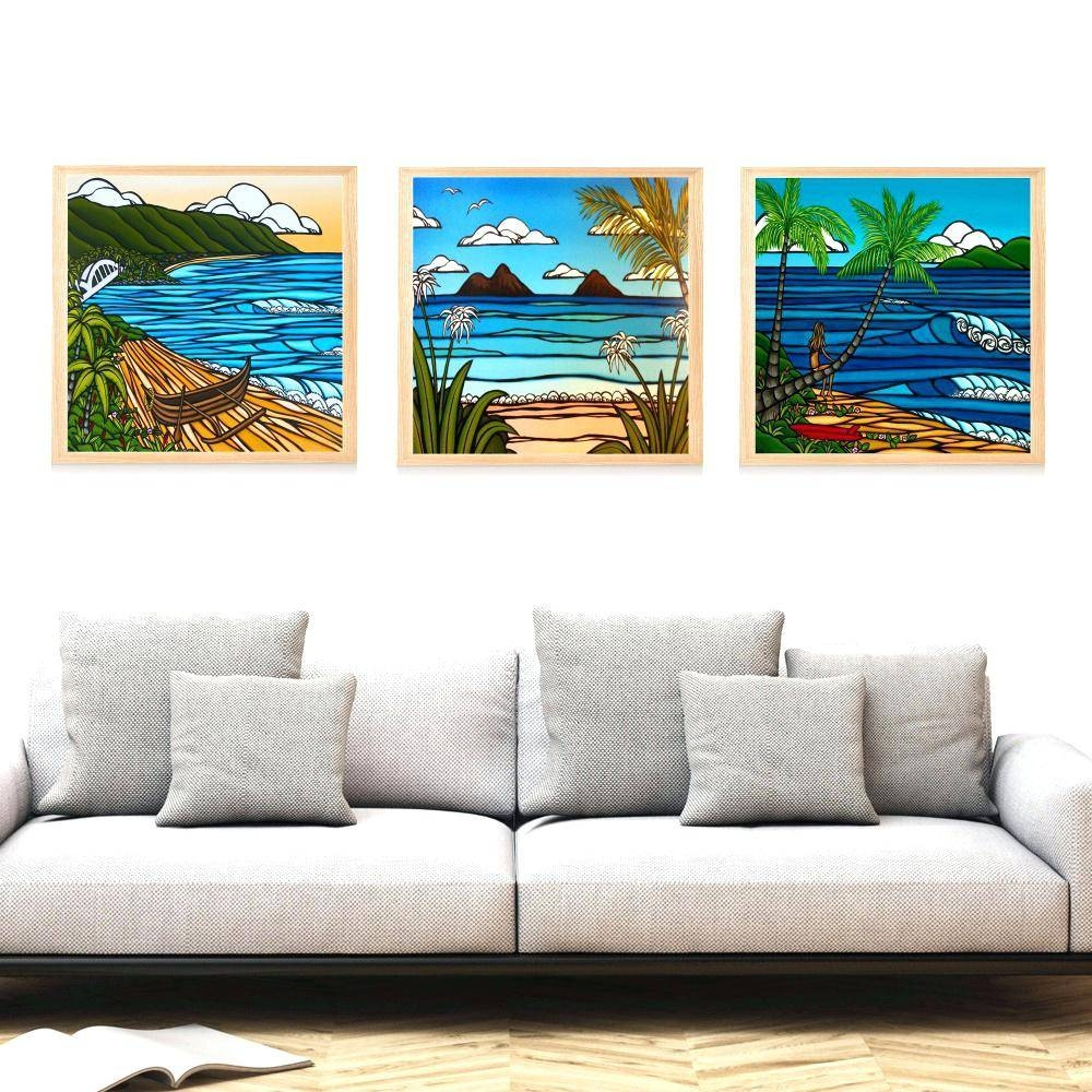 Wall Ideas: Hawaii Wall Art. Hawaii Wood Wall Art (View 22 of 30)