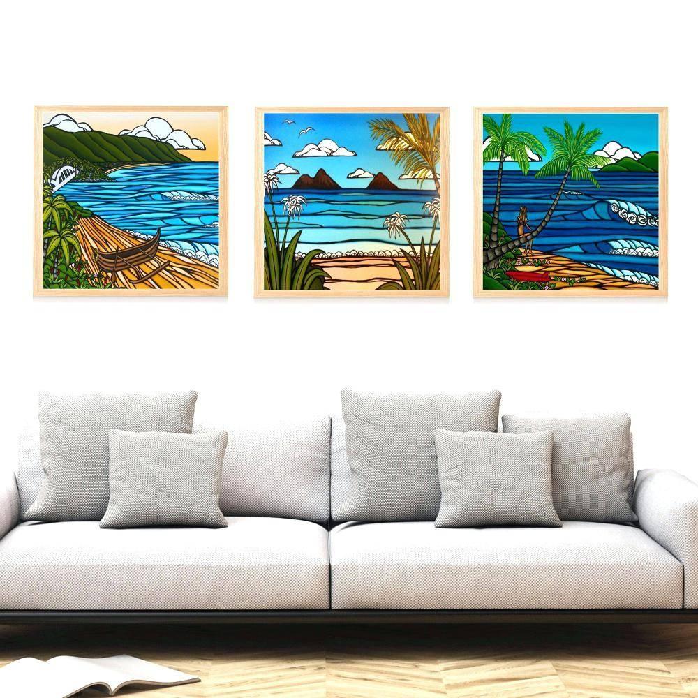 Wall Ideas: Hawaii Wall Art. Hawaii Wood Wall Art (View 10 of 30)