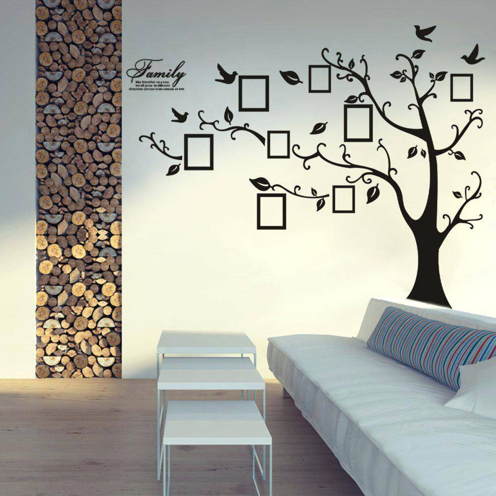 Wall Ideas : Living Room Wall Stickers Uk House Rules In This Home In Most Current Walmart Wall Stickers (View 15 of 25)