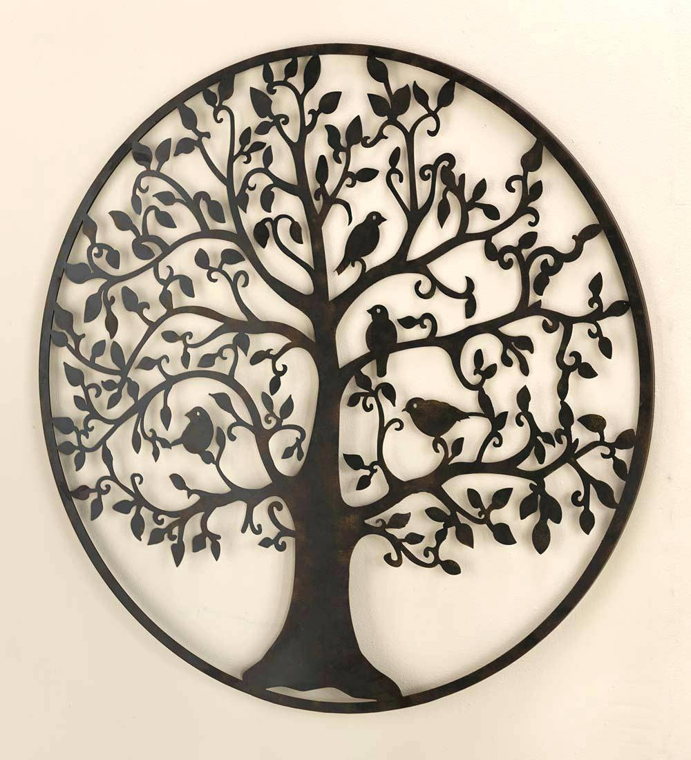 Wall Ideas : Metal Bird Wall Art For Sale Wall Art Designs Tree Pertaining To Best And Newest Target Metal Wall Art (View 13 of 25)