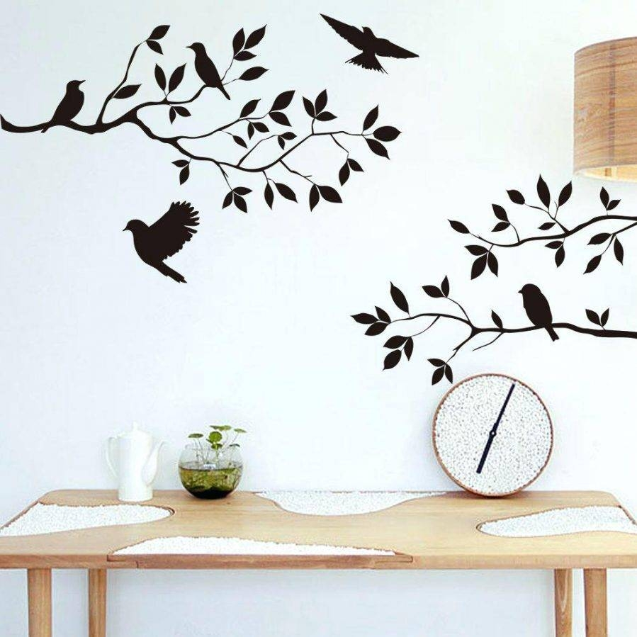 Wall Ideas : Metal Bird Wall Art For Sale Wall Art Designs Tree Pertaining  To Most