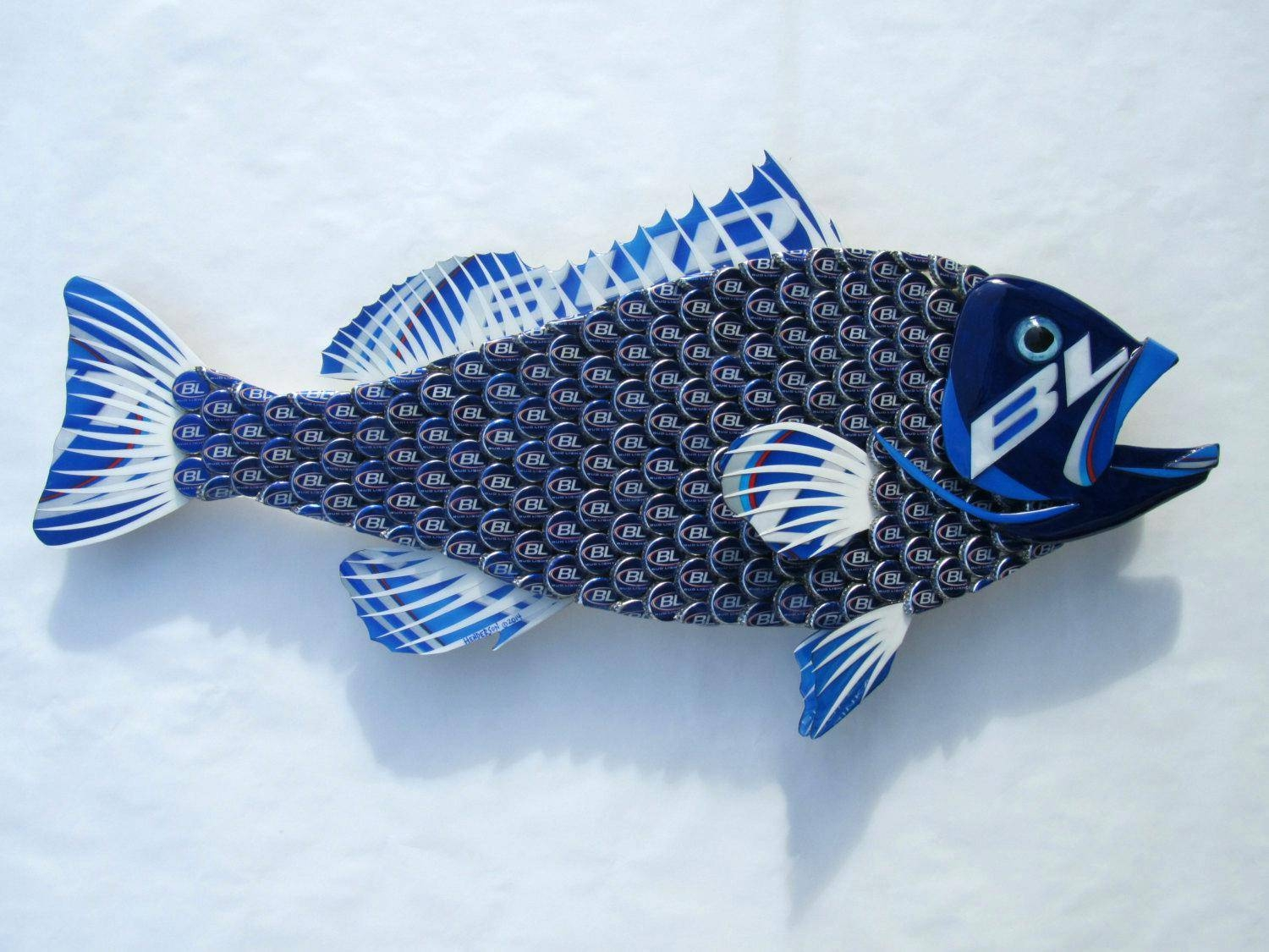 Wall Ideas: Metal Wall Art Fish (View 8 of 30)