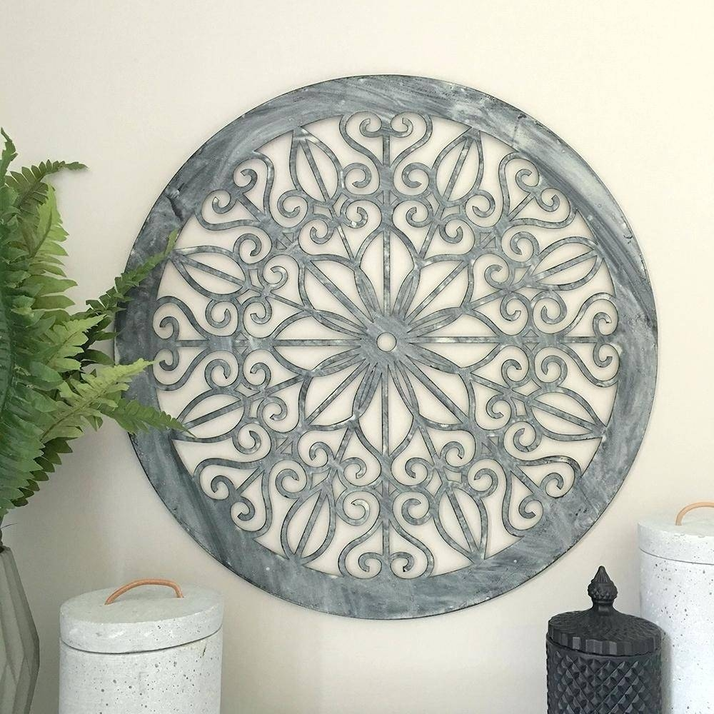 Wall Ideas: Outdoor Metal Wall Art (View 28 of 30)