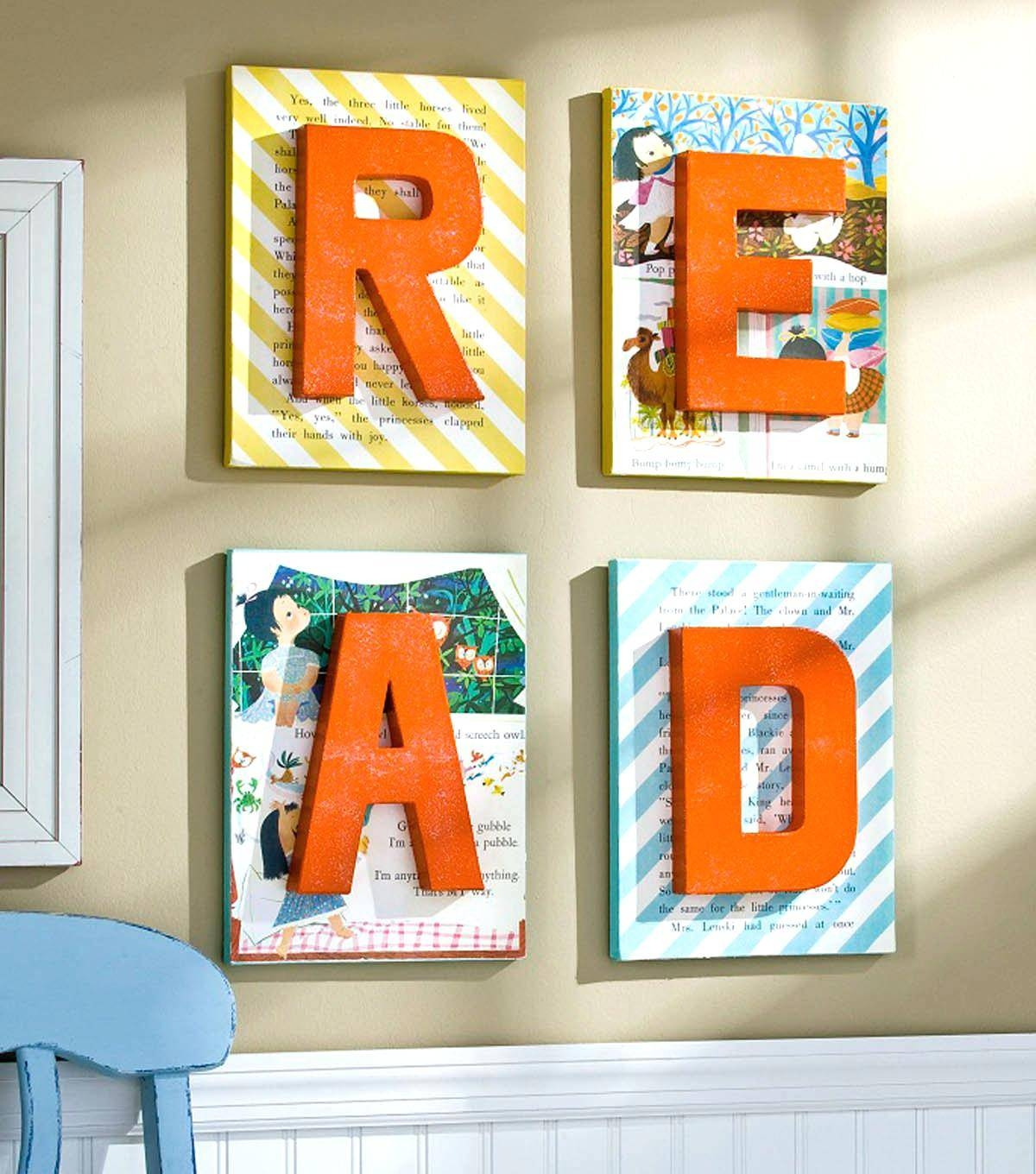 Wall Ideas: Playroom Wall Decor (View 29 of 30)