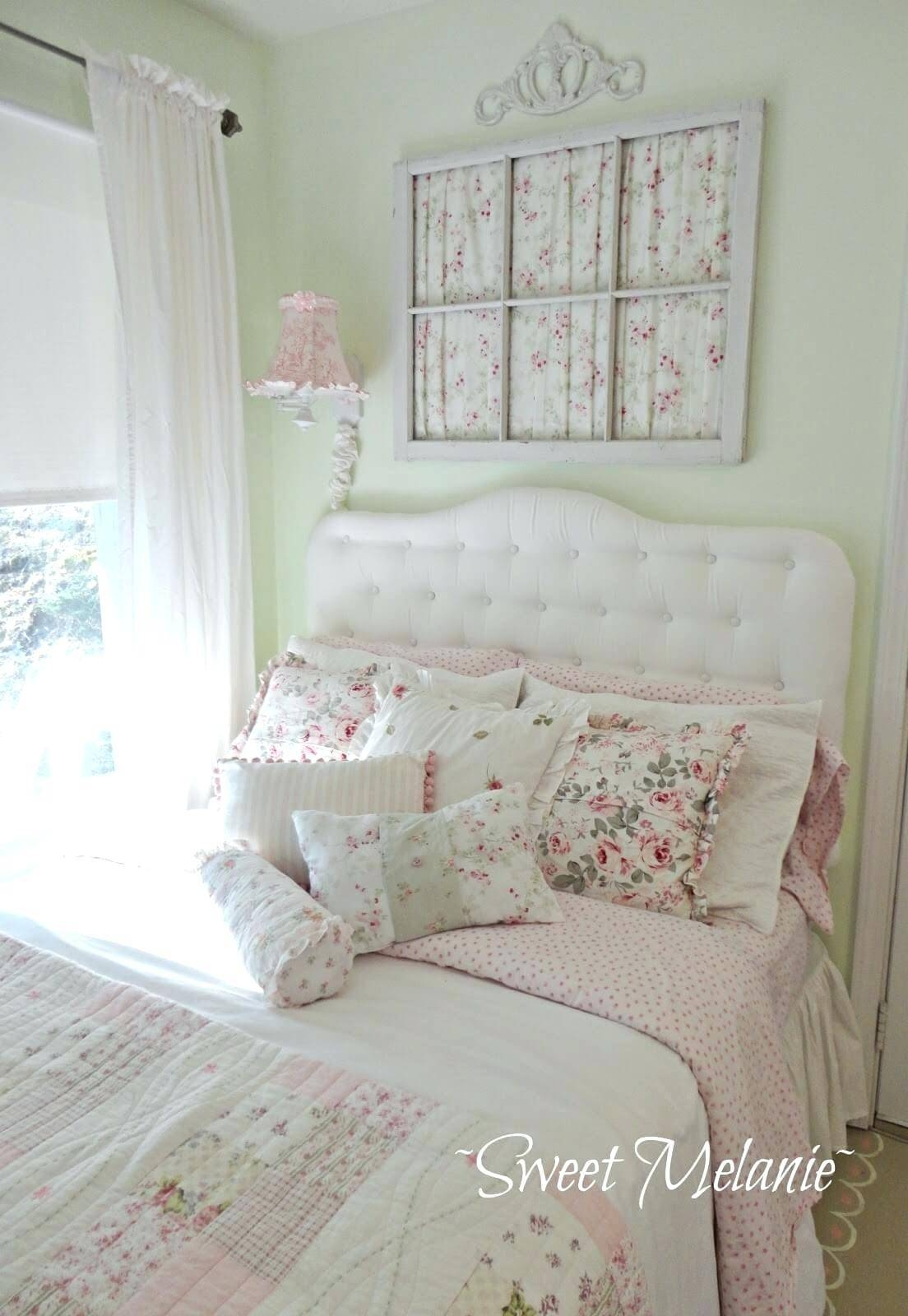 Wall Ideas: Shabby Chic Wall Art (View 5 of 25)