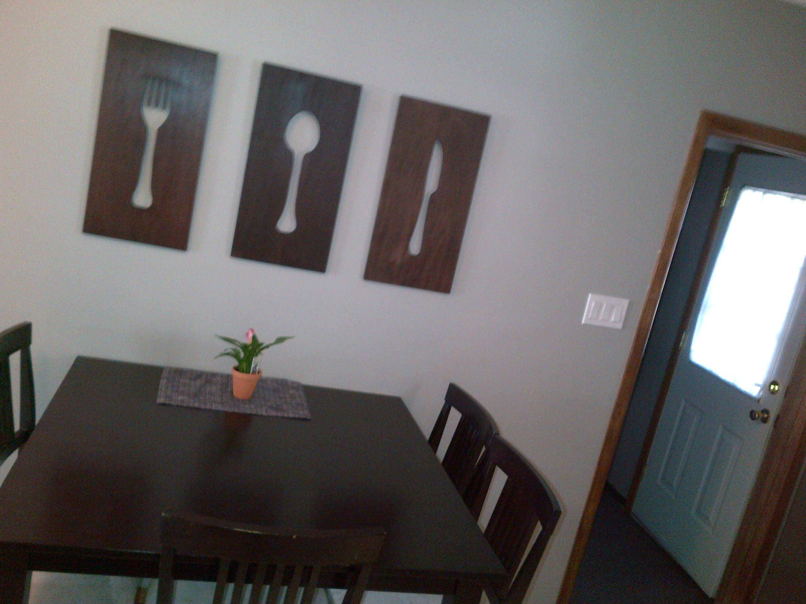 Wall Ideas: Spoon Wall Decor (View 28 of 30)