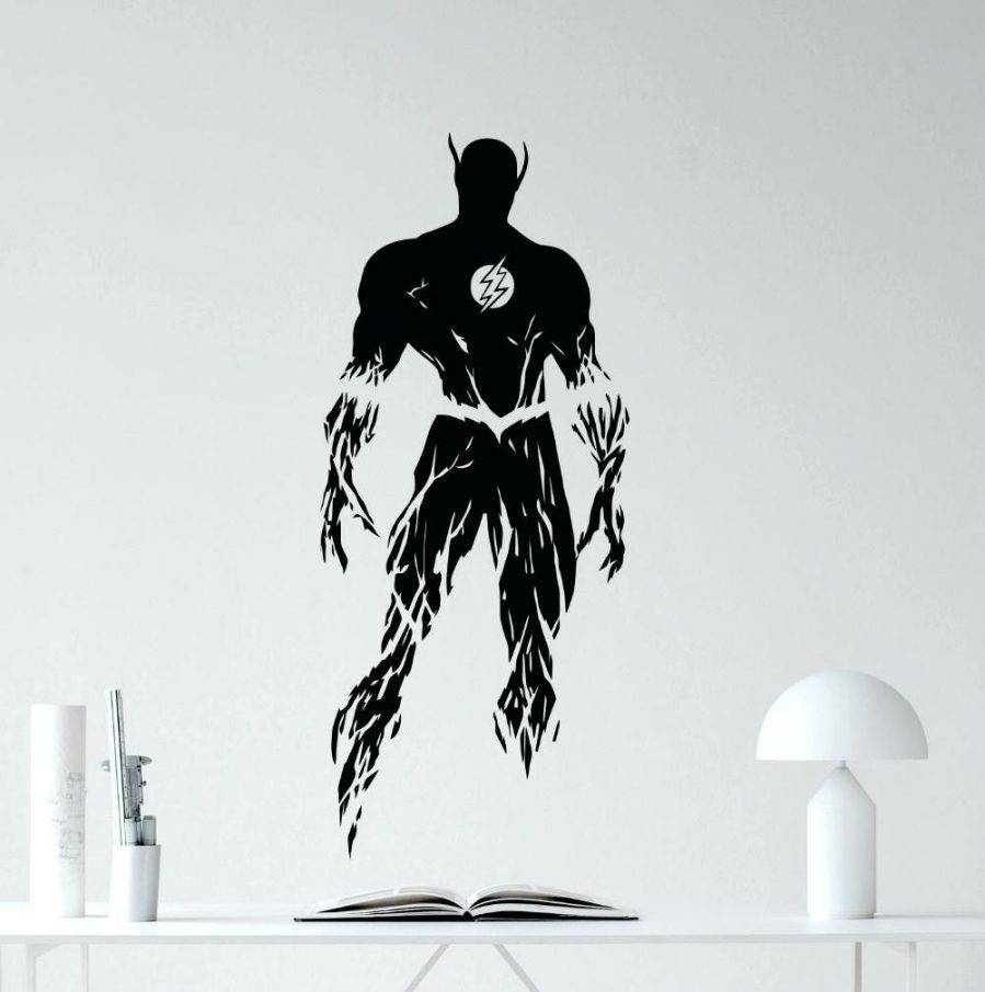 Wall Ideas: Superhero Wall Art (View 21 of 25)