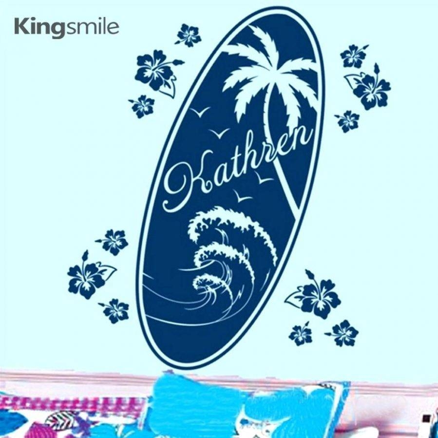 Photo Gallery of Decorative Surfboard Wall Art (Showing 23 of 25 ...