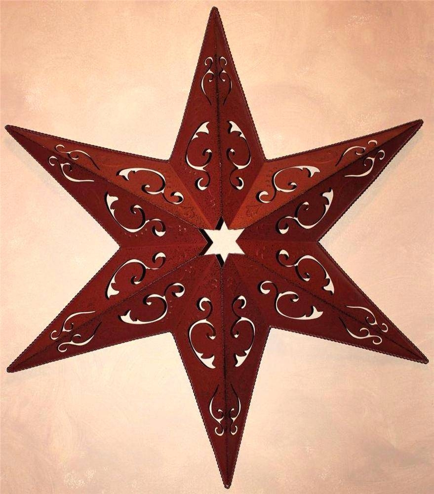 Wall Ideas: Texas Star Wall Art. Texas Star Wall Art (View 29 of 30)