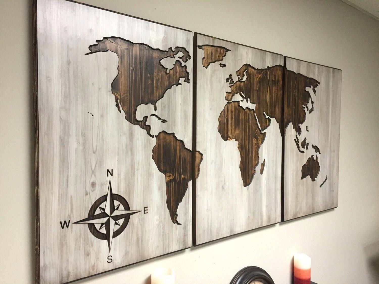 Wall Ideas: Wall Art Wood. Wall Art Wooden Panels (View 30 of 32)