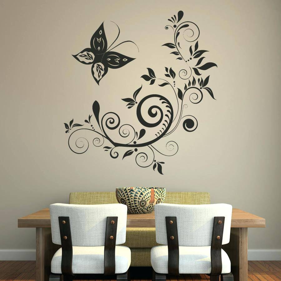 Wall Ideas : Wall Decor For Living Room Diy Wall Decor For Bedroom Throughout Best And Newest Walmart Metal Wall Art (View 8 of 30)