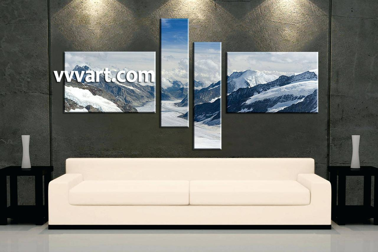 Wall Ideas : Wooden Mountain Range Wall Art Mountain Themed Metal Regarding Most Current Mountain Scene Metal Wall Art (View 27 of 30)
