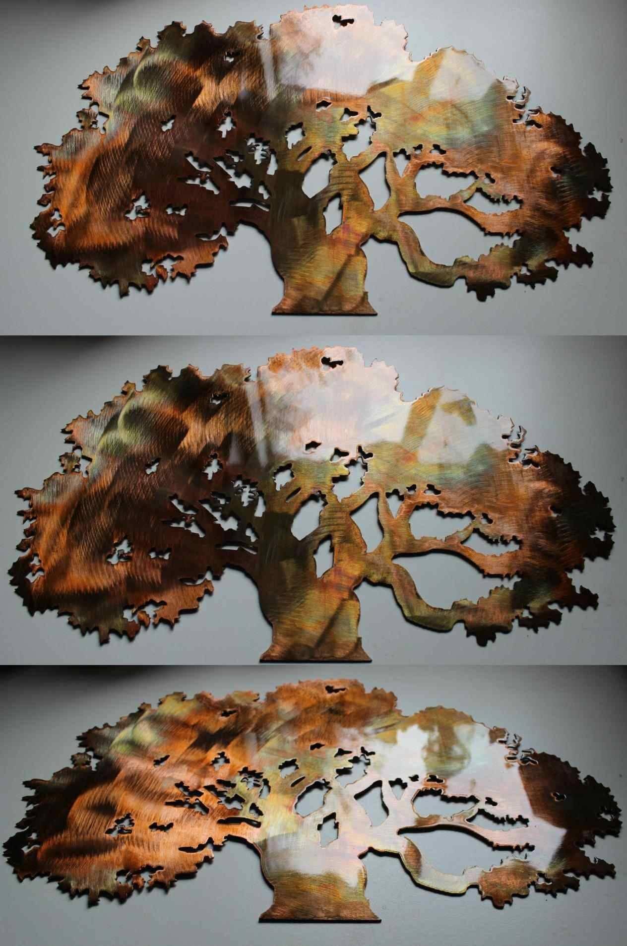 Wall Metal Oak Tree Wall Art Art Decor Ideas White Oak Tree Metal Throughout Most Up To Date Metal Oak Tree Wall Art (View 30 of 30)
