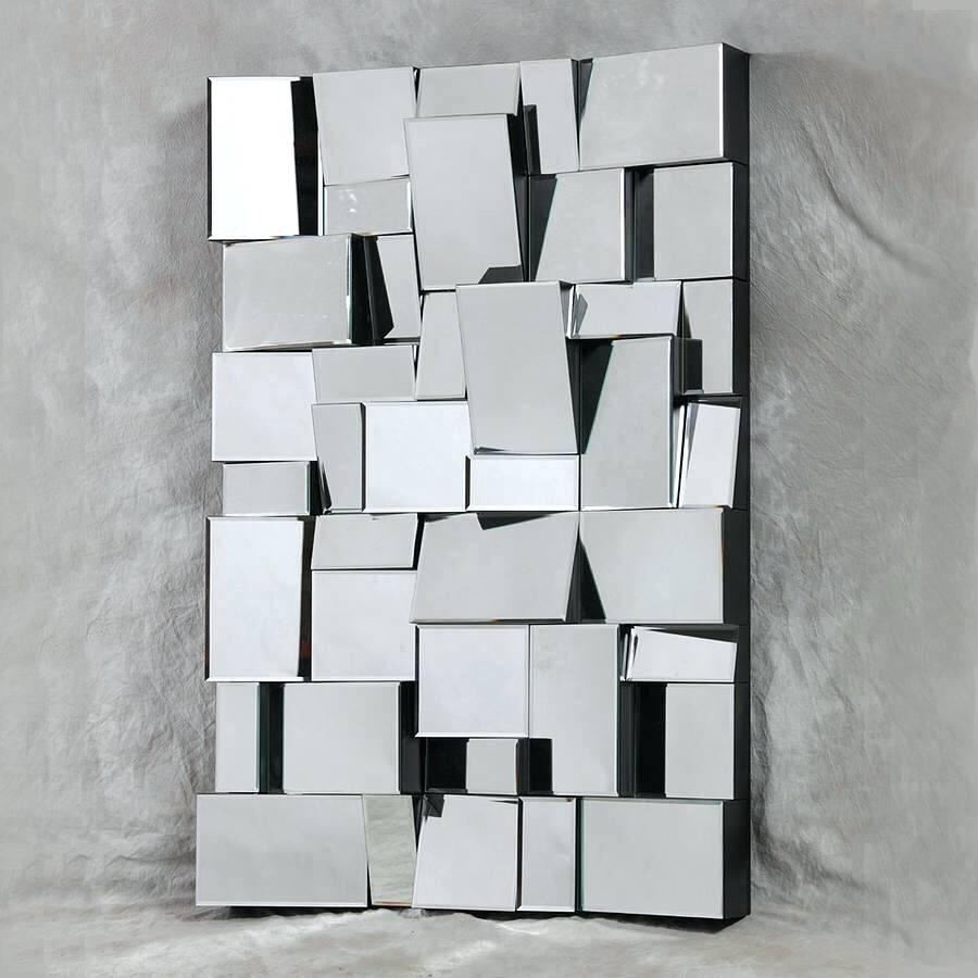 Wall Mirrors ~ 3d Mirror Butterfly Wall Decor Modern 3d Mirror Within 2017 3d Modern Wall Art (View 7 of 20)