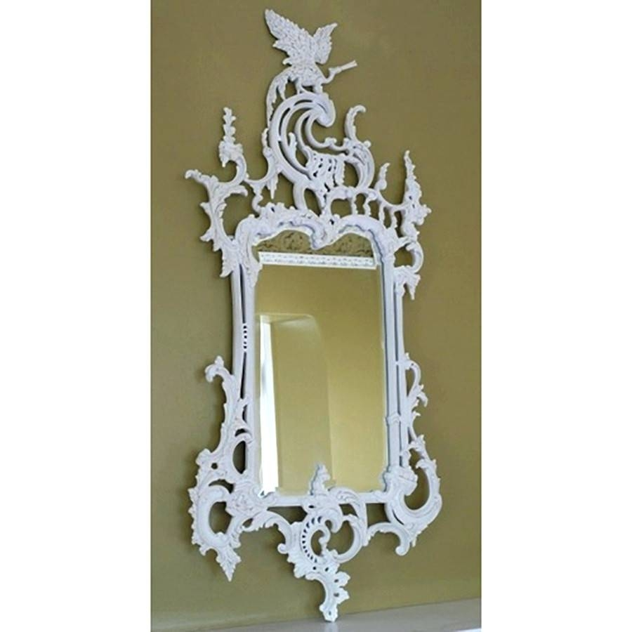 Wall Mirrors ~ Birdcage Wall Mirror Mirrored Bird Wall Art Laura With Regard To Most Recent White Birds 3D Wall Art (View 17 of 20)