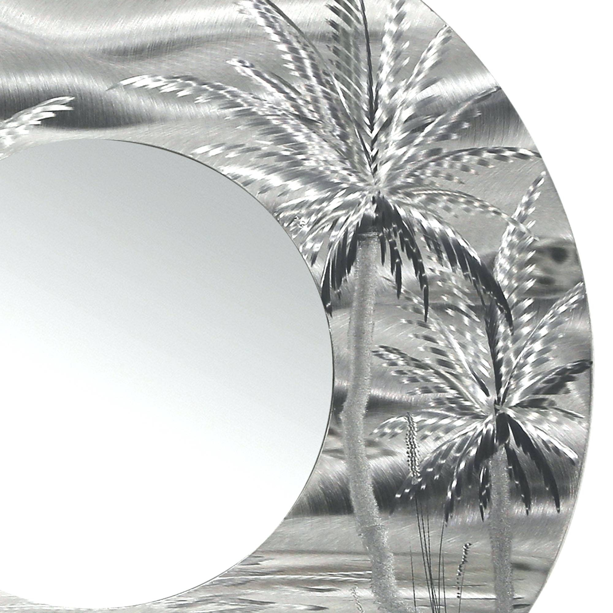Wall Mirrors ~ Full Size Of Decorationssmall Wall Mirrors Bathroom Intended For 2018 Art Deco Metal Wall Art (View 19 of 20)