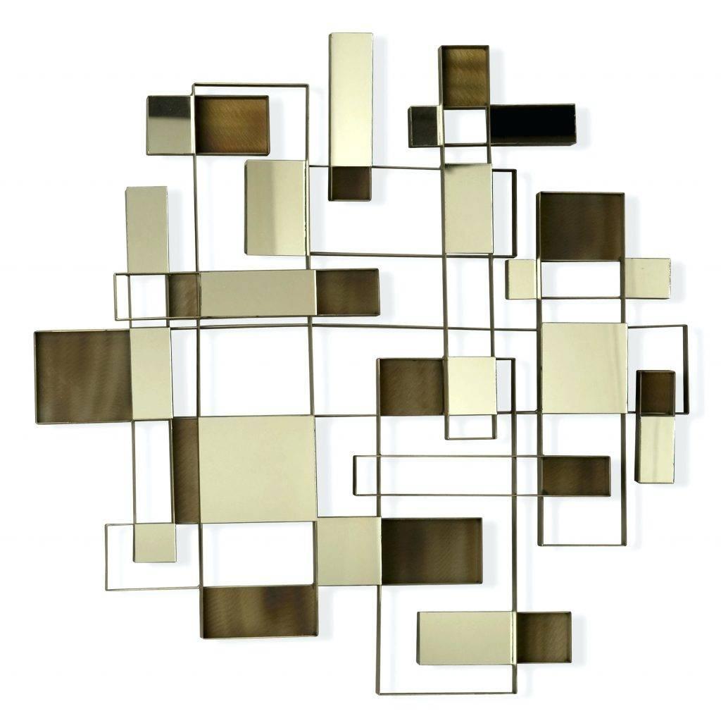 Wall Mirrors ~ Large Landscape Wall Mirror Landscape Bathroom Tilt Regarding Most Popular Abstract Mirror Wall Art (View 8 of 15)