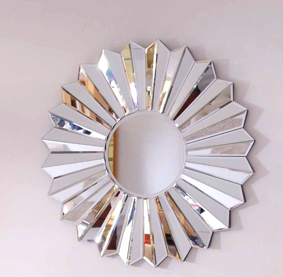 Wall Mirrors ~ Large Round Wall Mirrors For Sale Circular Bathroom For Recent Small Round Mirrors Wall Art (View 9 of 20)