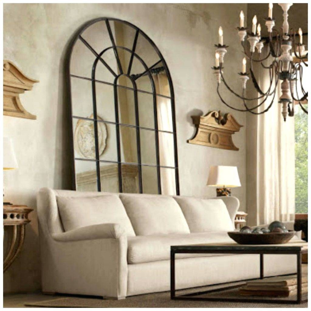 Wall Mirrors ~ Large Vertical Wall Mirrors Full Size Of Mirrorart Pertaining To 2017 Long Vertical Wall Art (View 19 of 20)