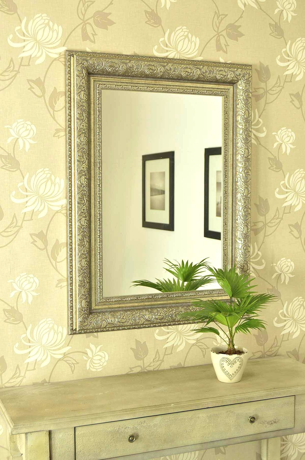 Wall Mirrors ~ Modern Design Wall Mirrors Modern Contemporary Wall Intended For Current Mirrors Modern Wall Art (View 19 of 20)