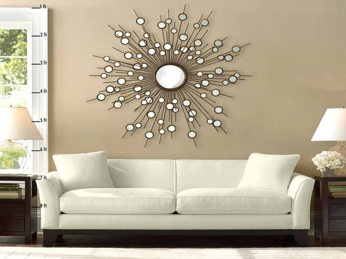 Wall Mirrors ~ Small Wall Mirrors Decorative Wall Mirrors With Best And Newest South Africa Wall Art 3D (View 19 of 20)