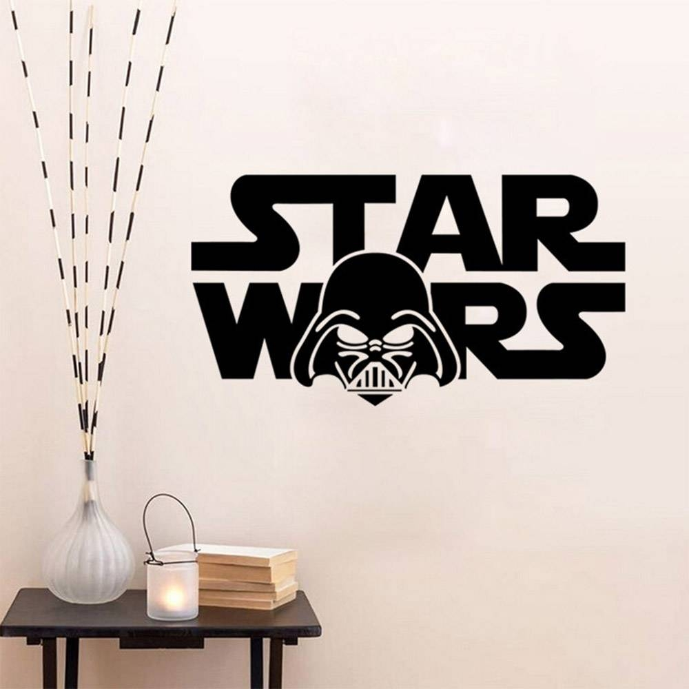 Wall Sticker Picture – More Detailed Picture About Hot Selling With Latest Lego Star Wars Wall Art (View 16 of 20)