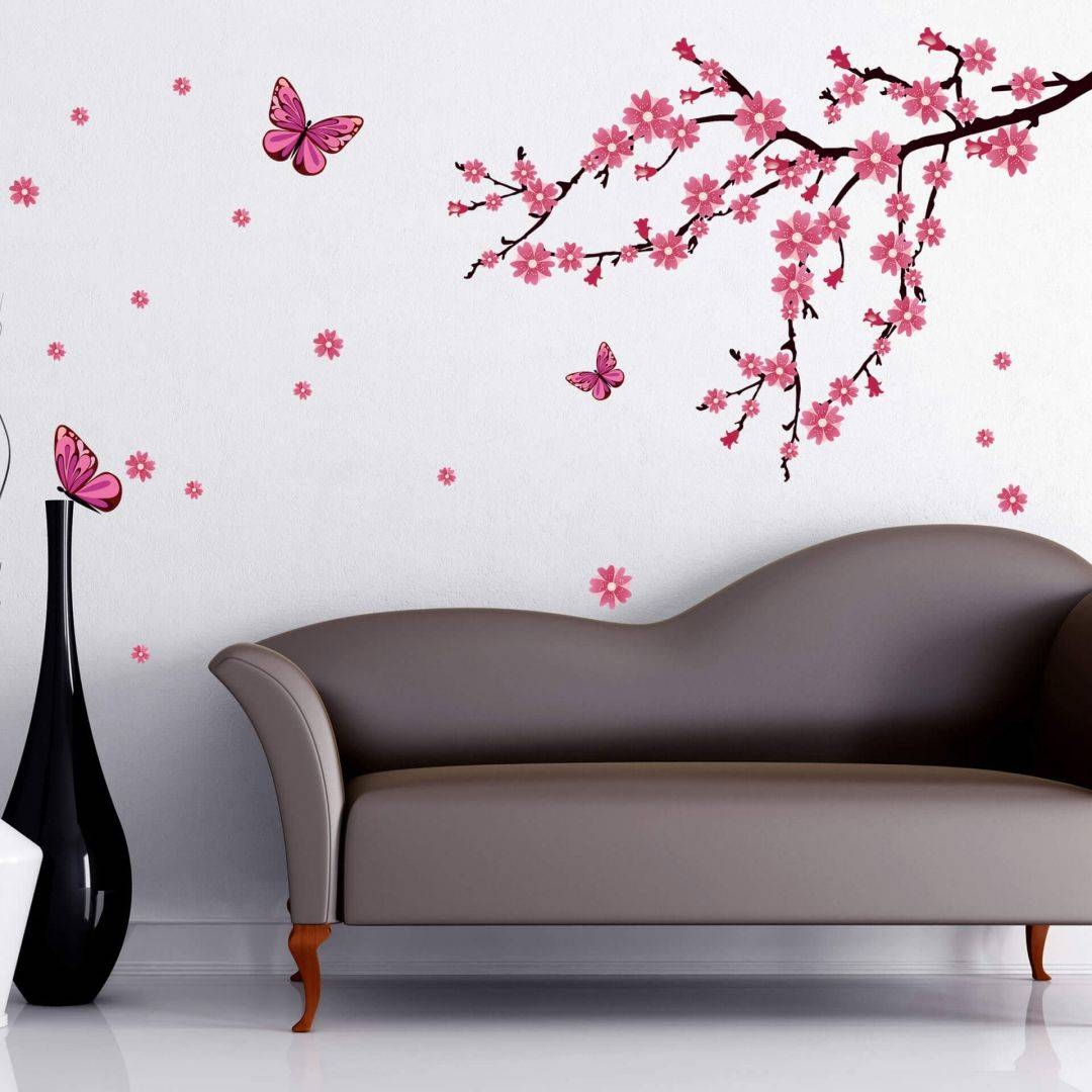 Wall Stickers Shop – Wall Art Inside Most Popular Butterflies Wall Art Stickers (View 20 of 20)