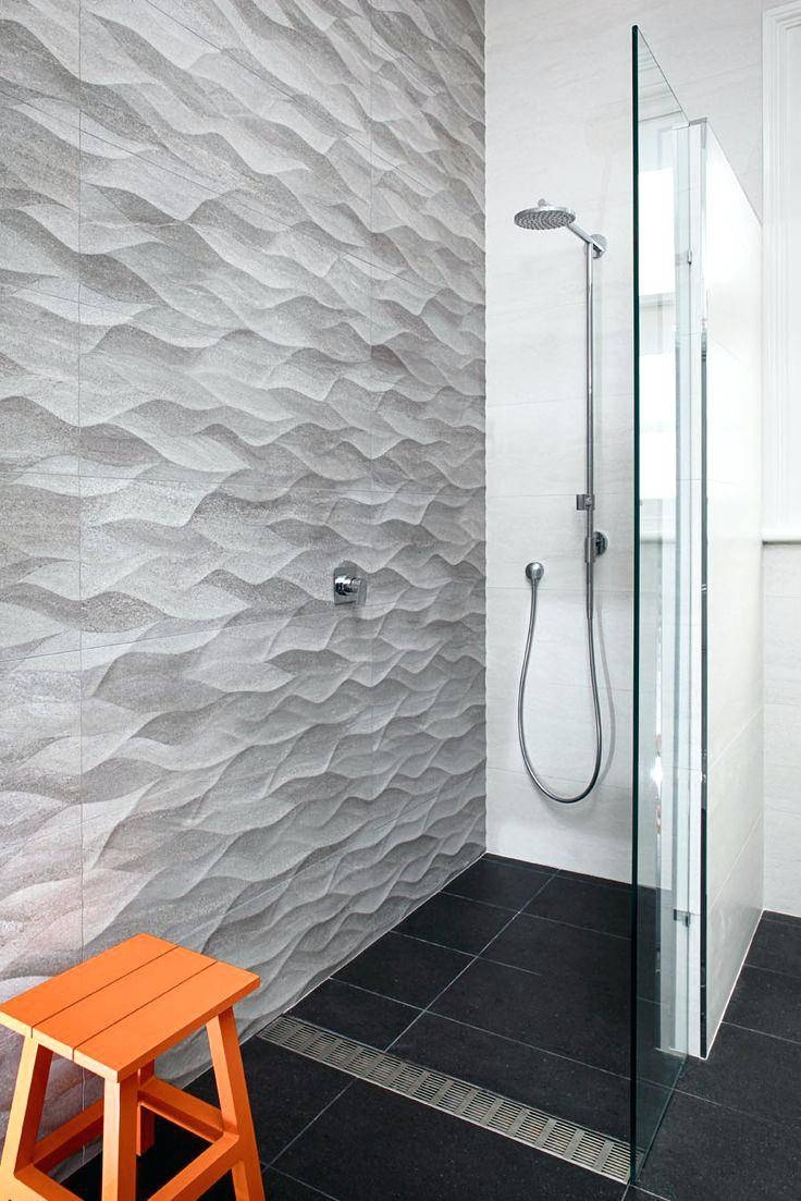 Wall Tiles : 3D Wave Wall Panels Uk Tiles Bathrooms Feature In Within Current Waves 3D Wall Art (View 15 of 20)