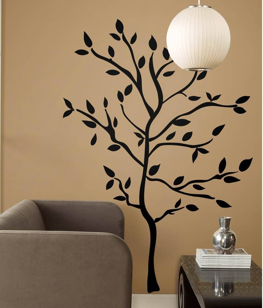 Wallpaper And Wall Borders – Walmart With Regard To Recent Walmart Wall Stickers (View 22 of 25)