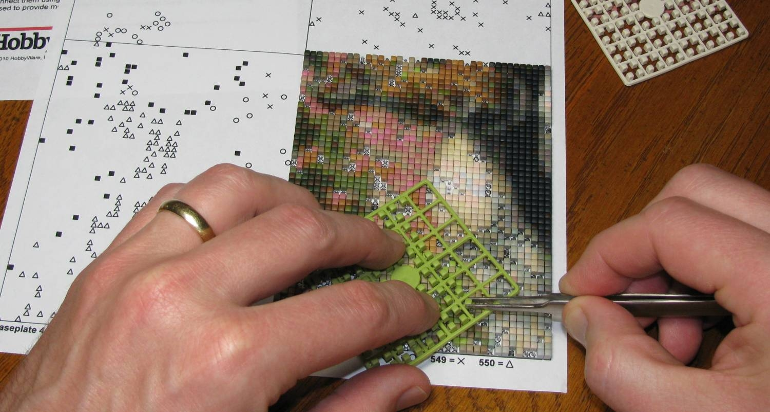 Welcome To Pixelhobby Usa – The Source For Mini Mosaic Craft Supplies (View 19 of 20)