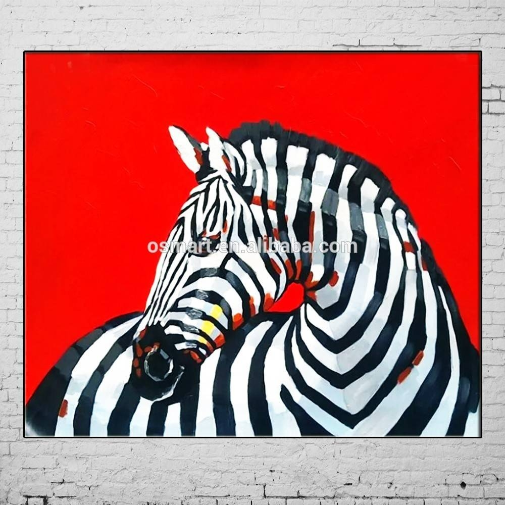 Wholesale Beautiful Framed Wall Art – Online Buy Best Beautiful In Most Current Zebra 3d Wall Art (View 17 of 20)