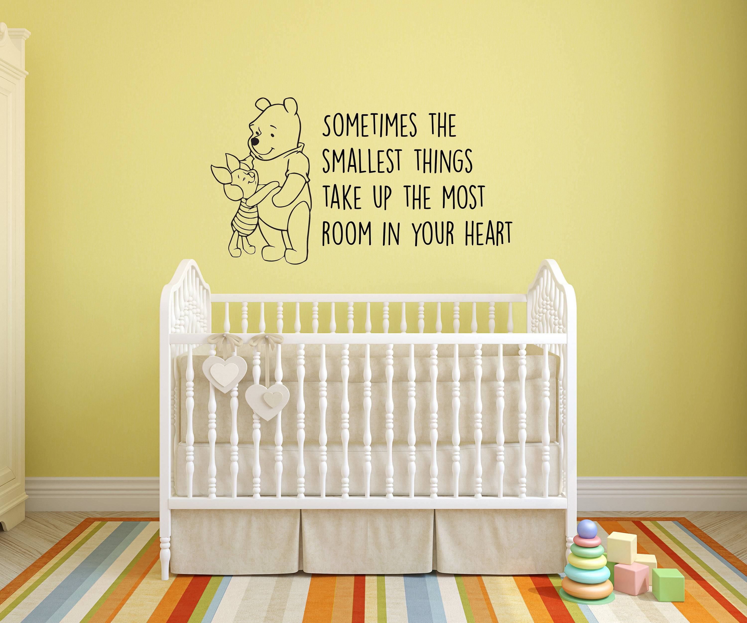Stunning Pooh Wall Art Images - The Wall Art Decorations ...