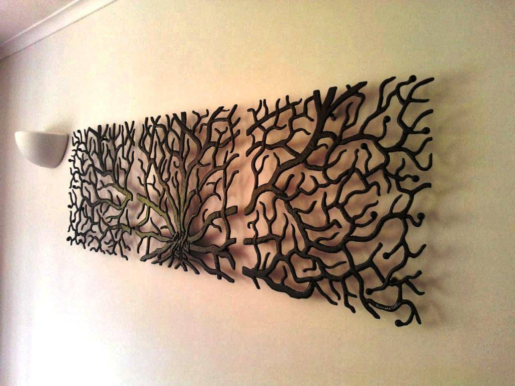 Winsome Small Canvas Wall Art Ideas Small Wood Tree Wall Wall In Best And Newest Metal Wall Art For Bathroom (View 25 of 25)