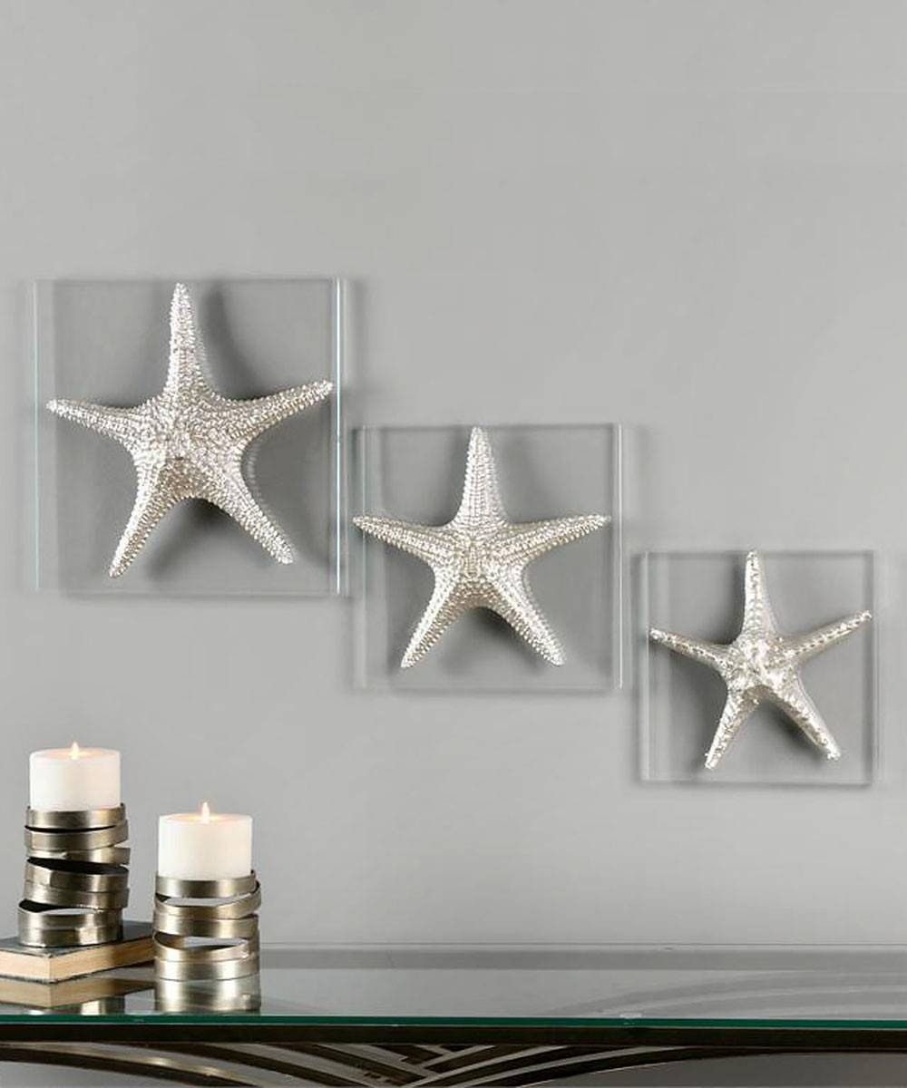 Wire Starfish Wall Decor : How To Do Starfish Wall Decor – Design For Current Large Starfish Wall Decors (View 6 of 25)