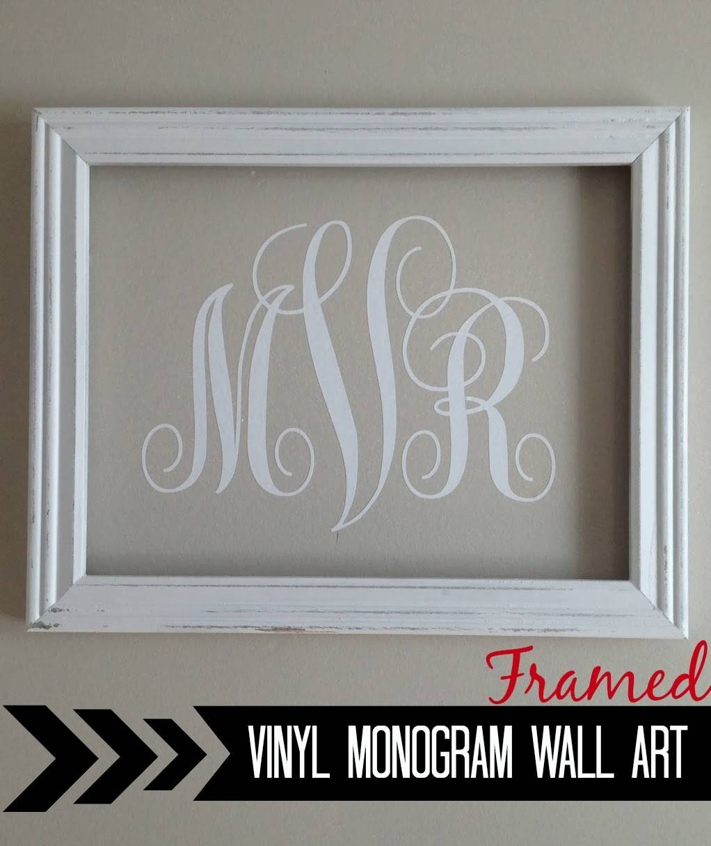 Wonderful Monogram Wall Art Groupon Image Of Monogram Wall For Recent Groupon Wall Art (View 19 of 20)